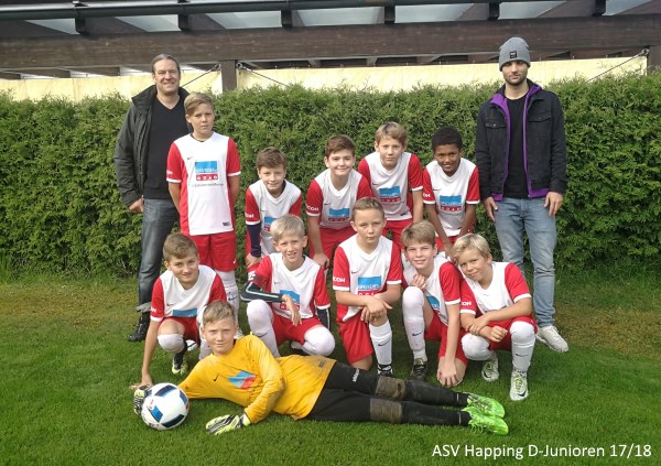 Fussball D Junioren1718